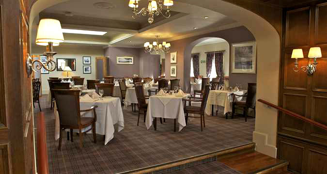 The Cedar Restaurant at Hilton Avisford Park - West Sussex