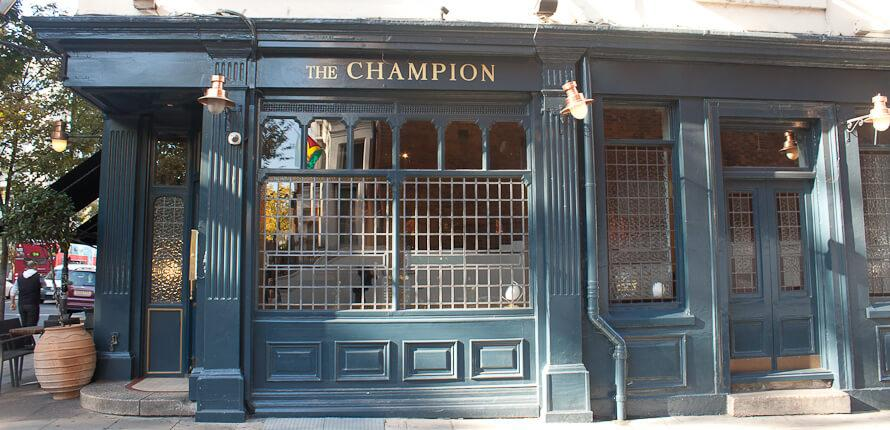 The Champion - Notting Hill - London