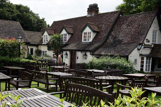 The Chequers - Stevenage - Hertfordshire