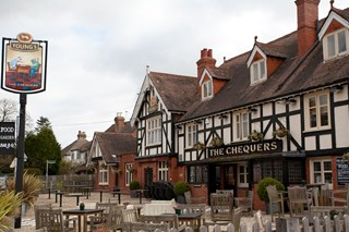 The Chequers - Walton on the Hill - Surrey
