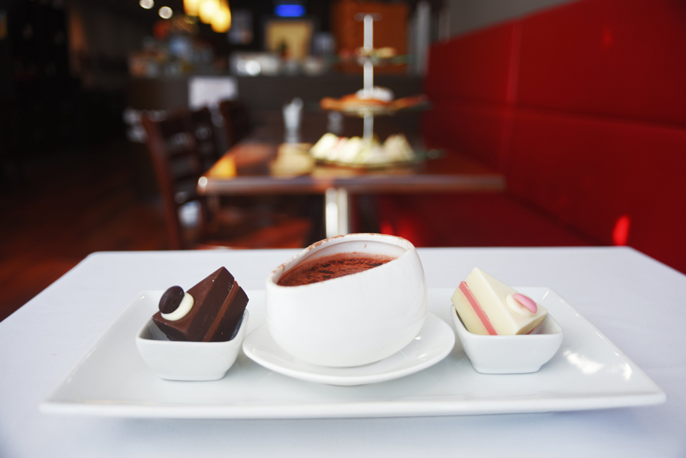 The Chocolate Room - Greater London
