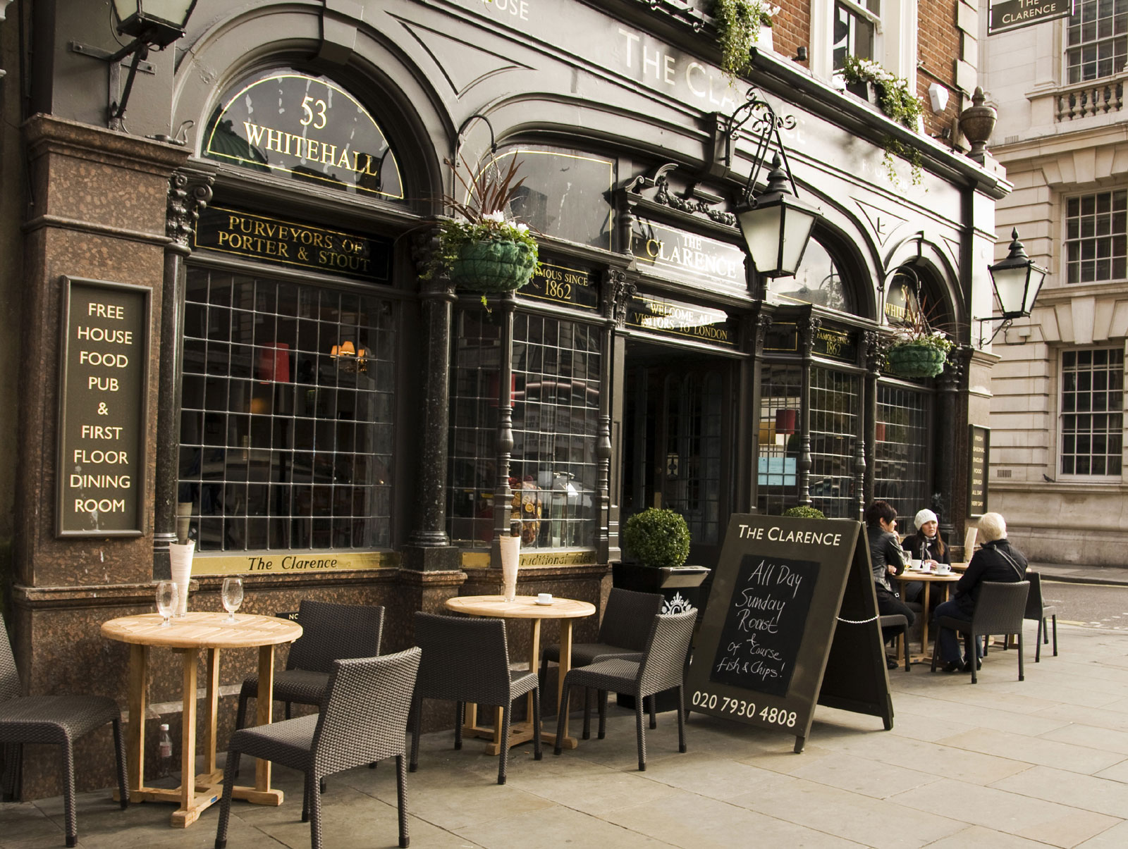 The Clarence - London