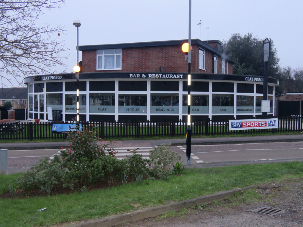 The Clay Pigeon Pub - Essex