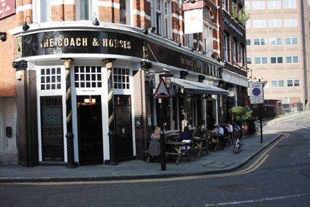 The Coach and Horses - London