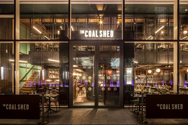 The Coal Shed - London