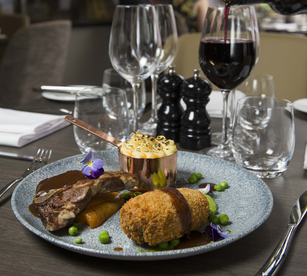 1449 Restaurant, Bar & Grill at Crowne Plaza Basingstoke - Hampshire