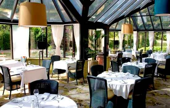Reserve a table at The Conservatory Restaurant @ Hilton Basingstoke