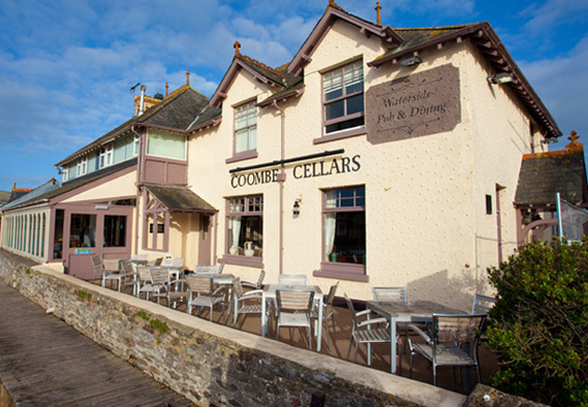 The Coombe Cellars - Devon