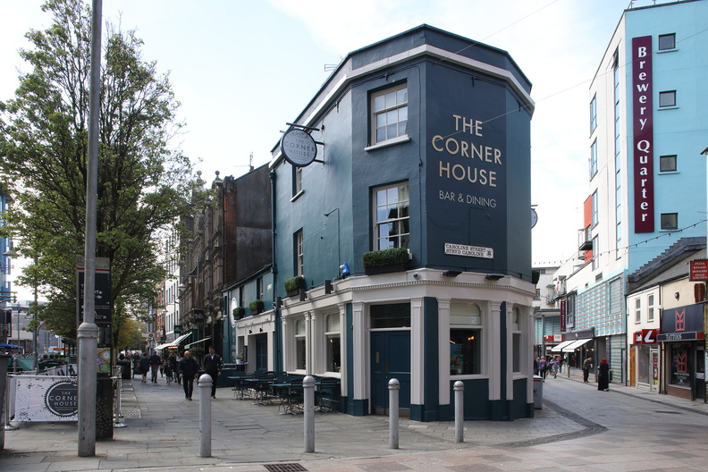 The Corner House - Cardiff