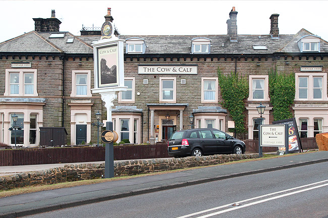 The Cow & Calf - Ilkley - West Yorkshire