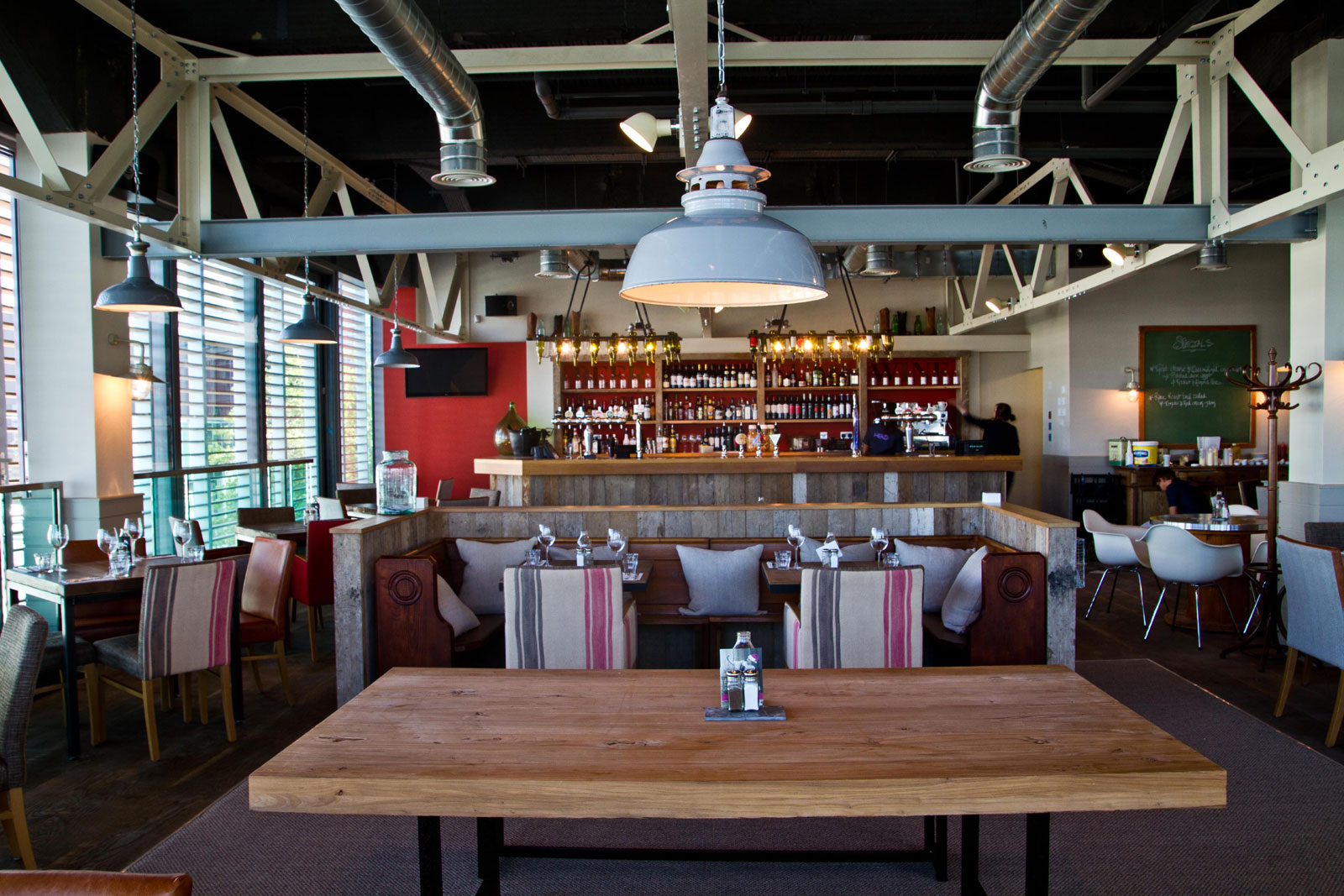 Reserve a table at The Cow - Westfield