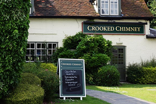 The Crooked Chimney Lemsford Welwyn Garden City Bookatable