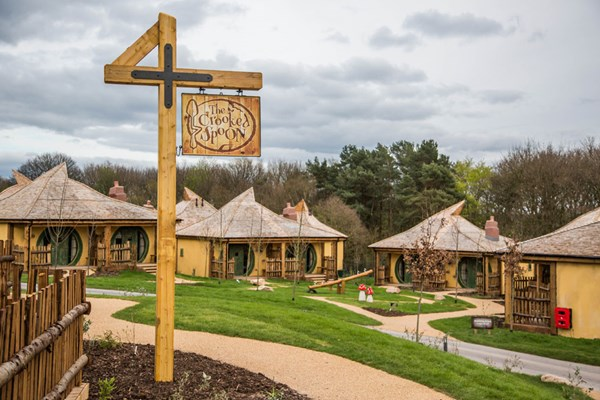 Alton Towers Resort - The Crooked Spoon - Staffordshire