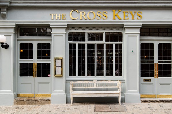 The Cross Keys - London