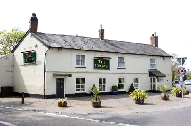 The Crown - Christchurch - Dorset