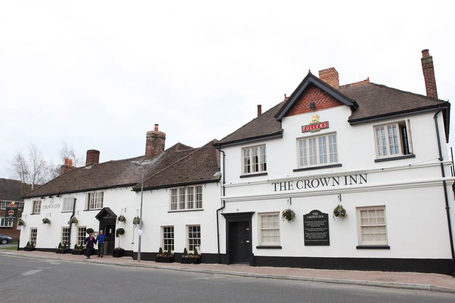 The Crown Inn - Southampton