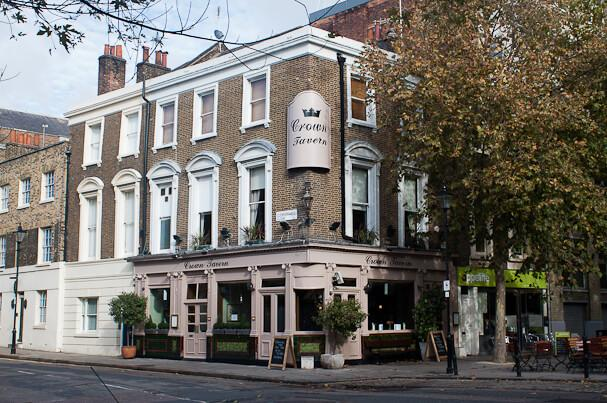 The Crown Tavern - London