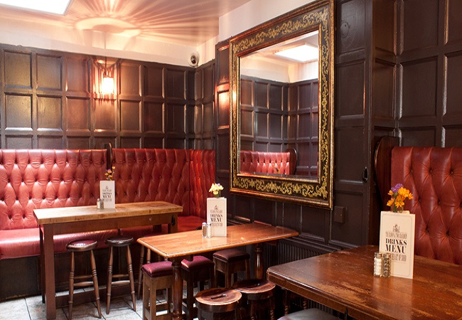 The Crown & Two Chairmen - London