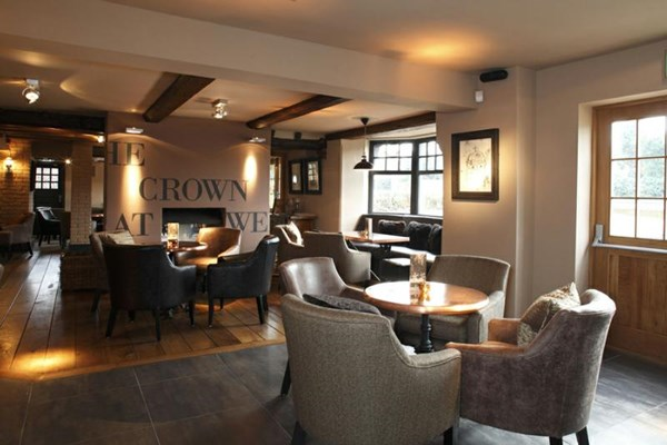 The crown wolverhampton bookatable