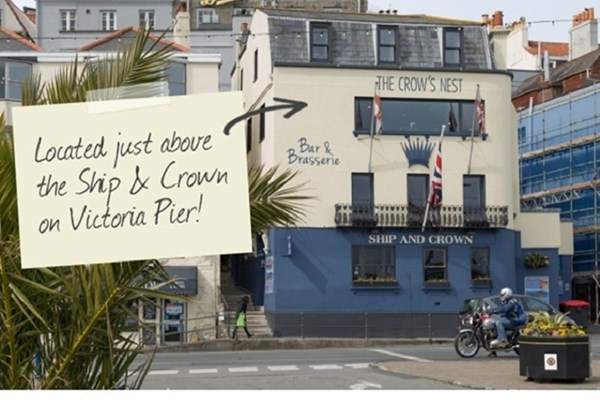 The Crows Nest - Guernsey