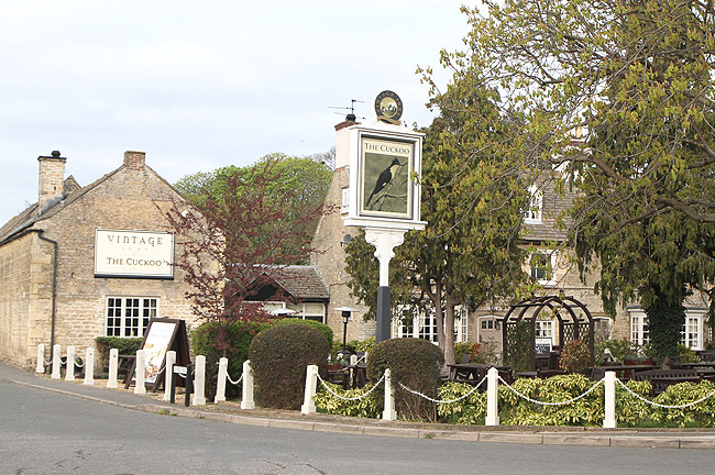 The Cuckoo - Cambridgeshire