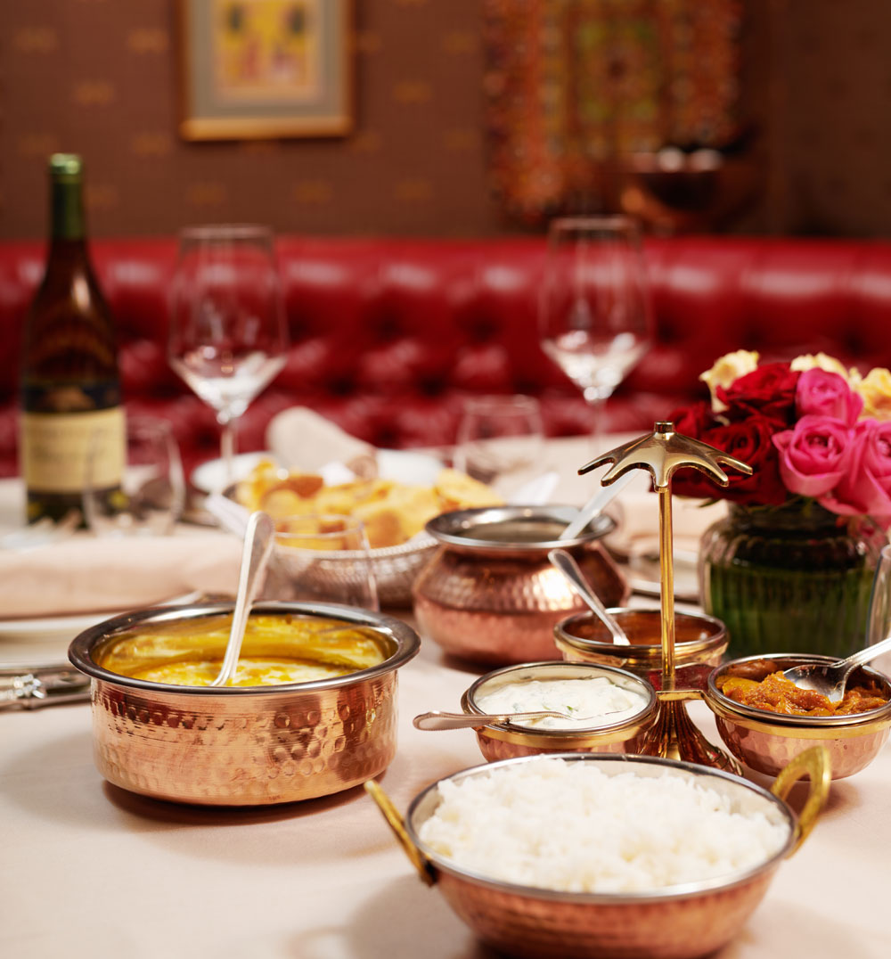 The Curry Room - London