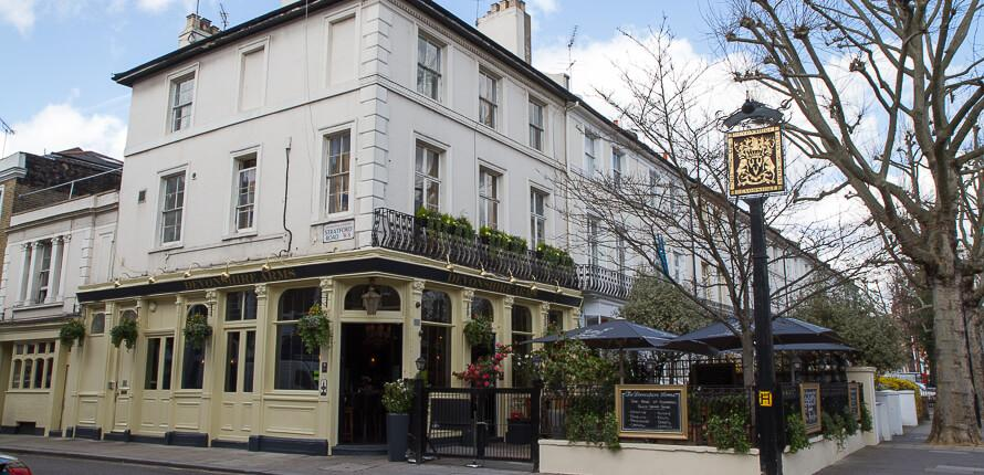 The Devonshire Arms - London