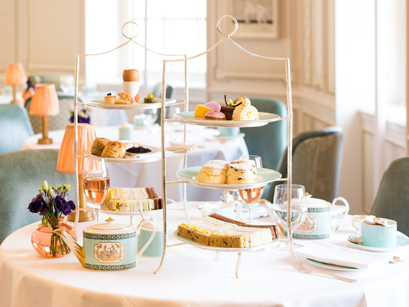 Fortnum & Mason - The Diamond Jubilee Tea Salon - London