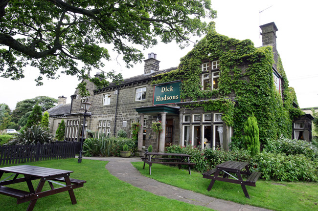 The Dick Hudsons - West Yorkshire
