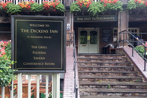 The Dickens Inn - London