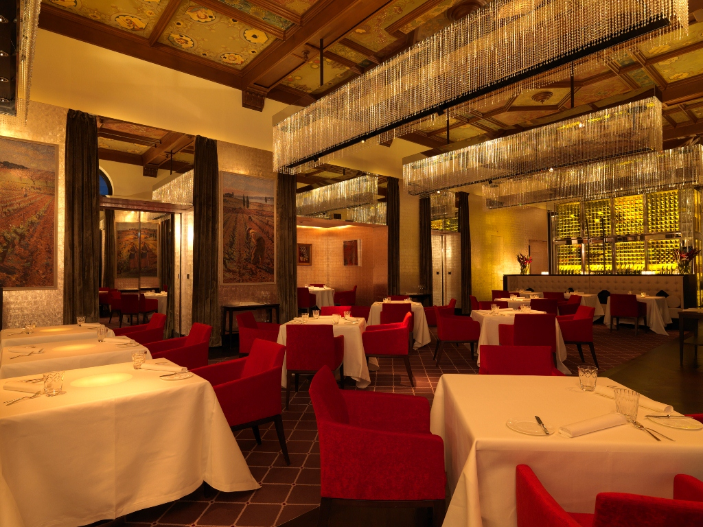 The Dolder Grand - The Restaurant
