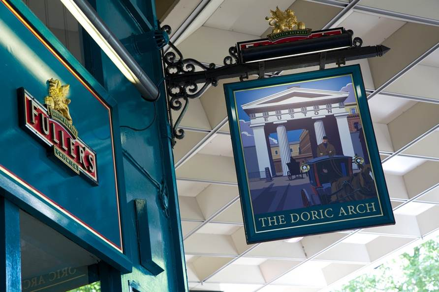 The Doric Arch - London