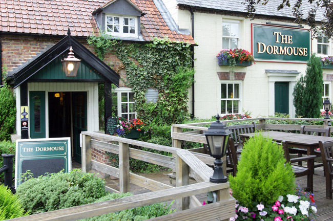The Dormouse - York