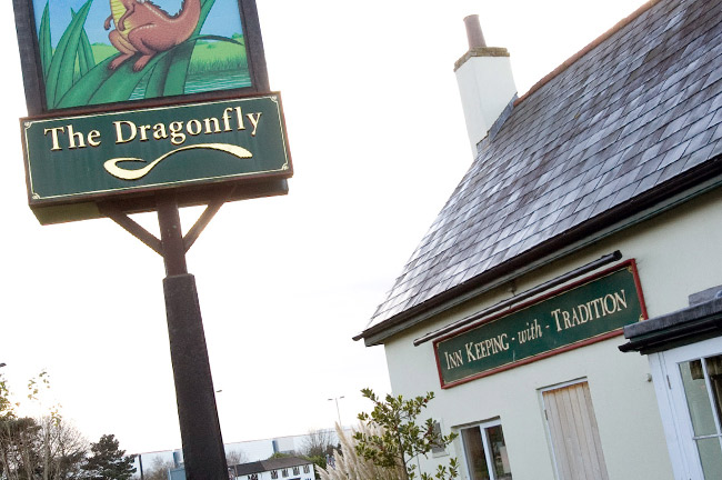 The Dragonfly - Newport