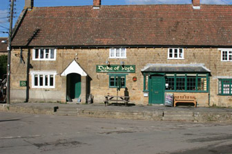 The Duke of York - Ilminster - Somerset