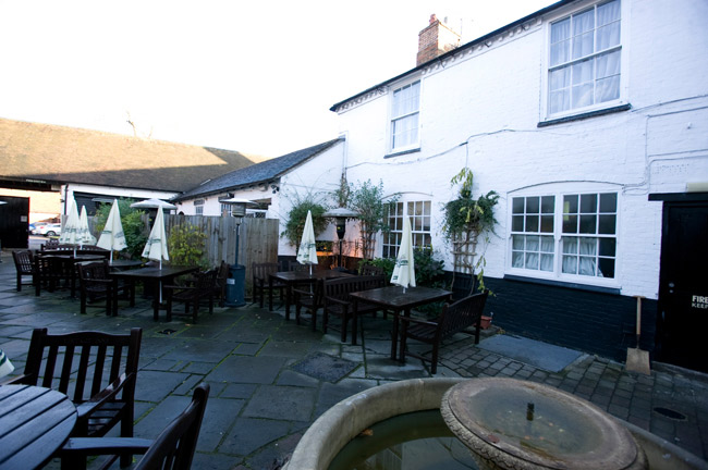 The Dun Cow - Warwickshire