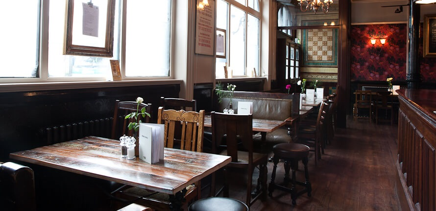 The Eagle - Hoxton - London
