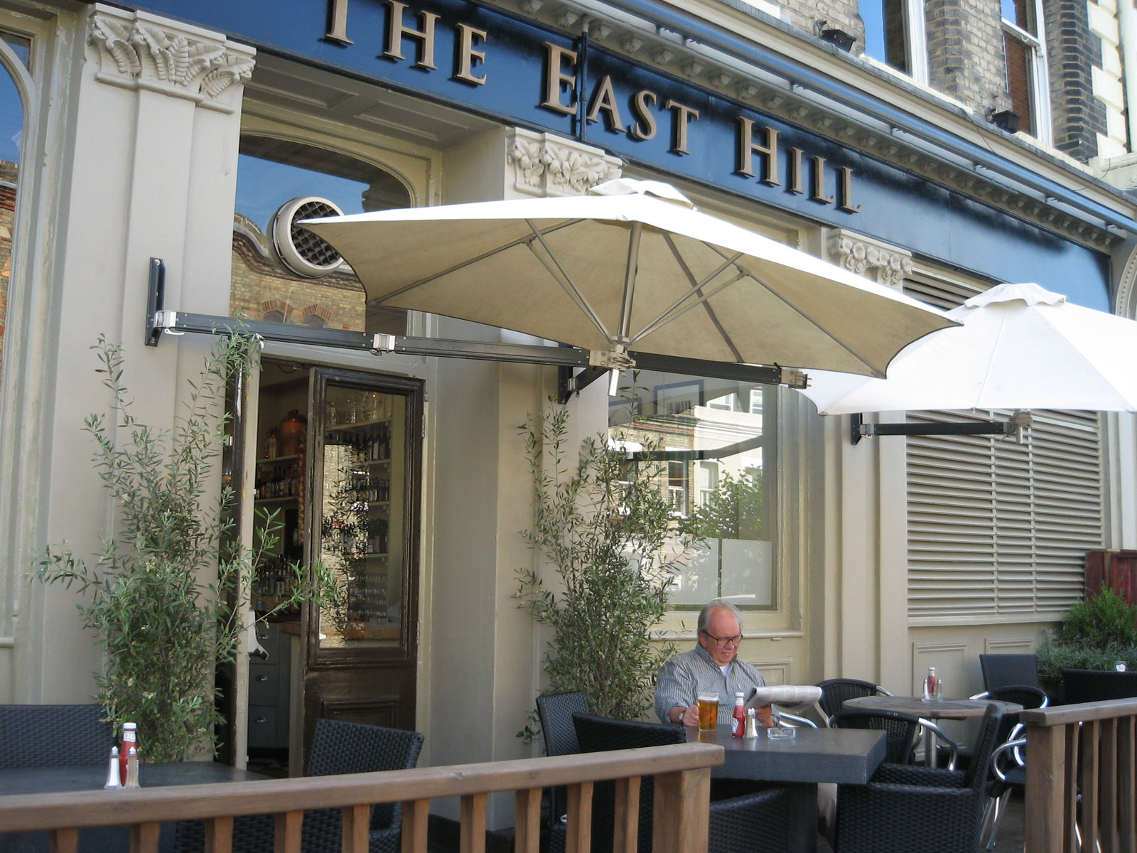 The East Hill - London