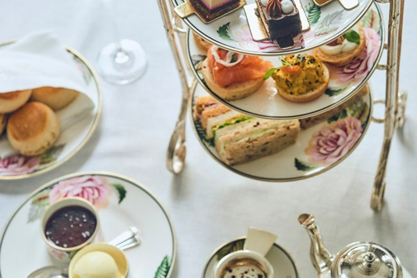 The English Tea Room at Brown's Hotel | What's On & Book ...