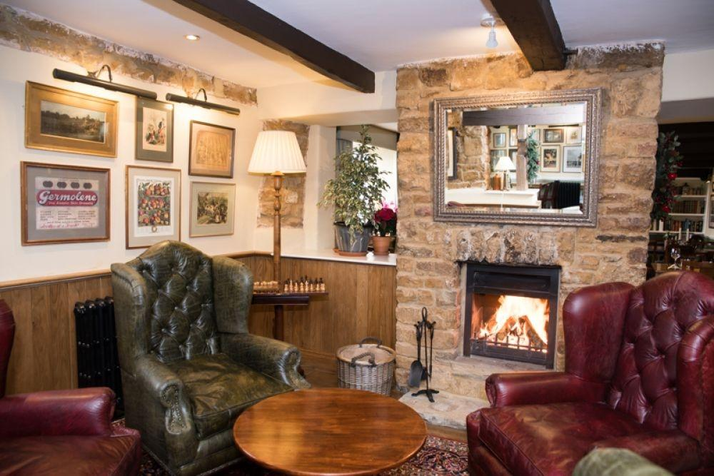 The Falcon at Warmington - Oxfordshire