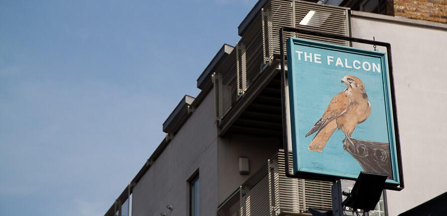 The Falcon - London