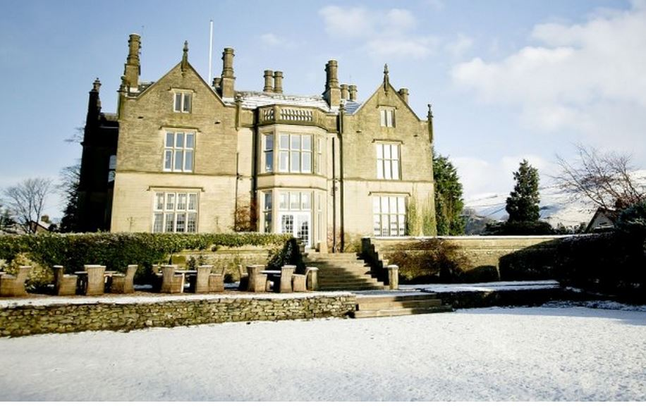 The Falcon Manor Hotel - West Yorkshire