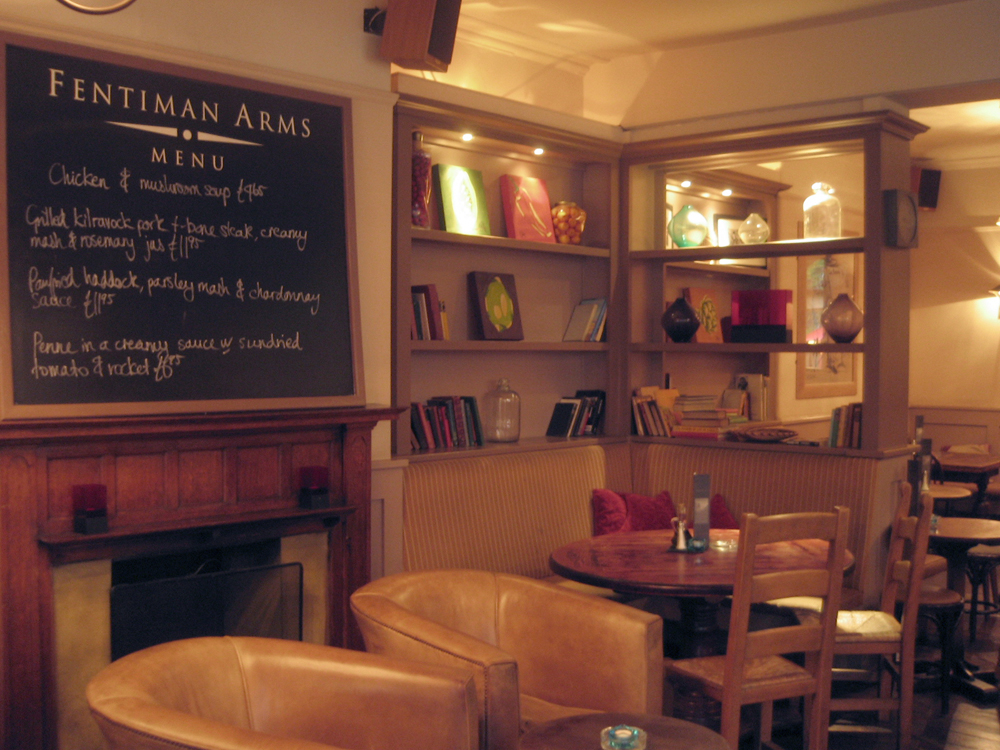 Reserve a table at The Fentiman Arms