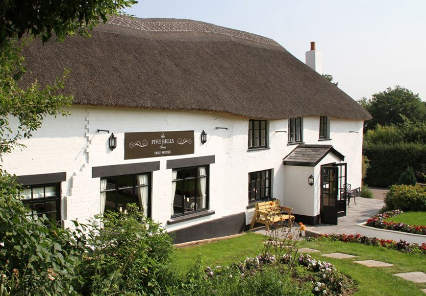 The Five Bells Inn - Devon