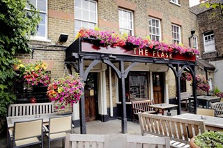 The Flask - London