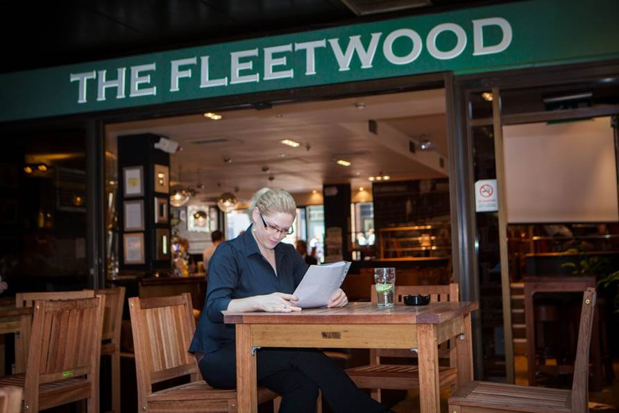 The Fleetwood - London