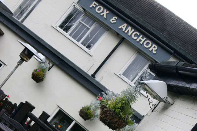 The Fox & Anchor - Wolverhampton - West Midlands