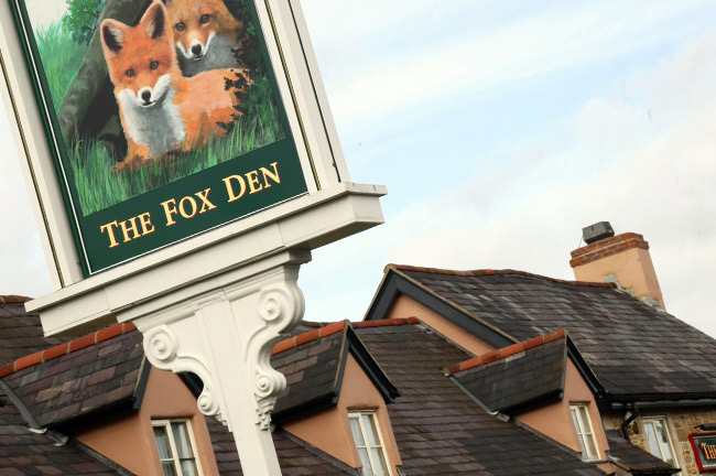 The Fox Den - Bristol