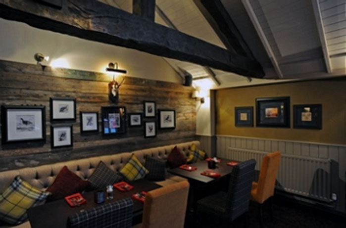 The Fox & Hounds - Staffordshire