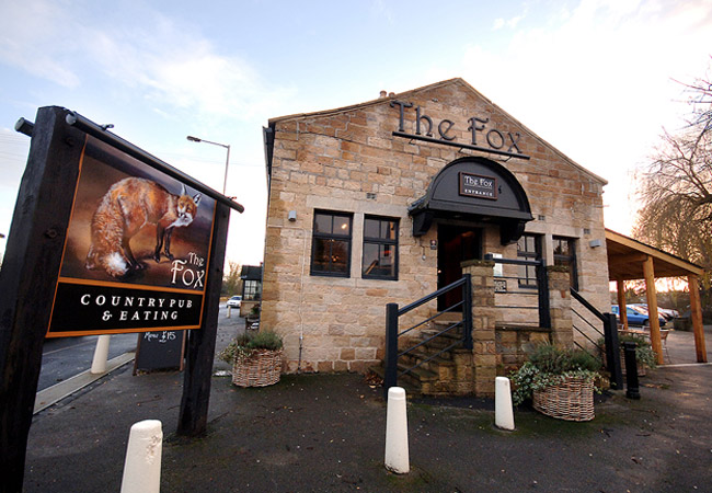 The Fox - Ilkley - West Yorkshire